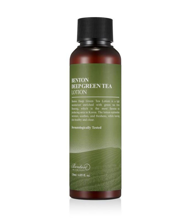 Picture of Benton Deep Green Tea Lotion 120ml