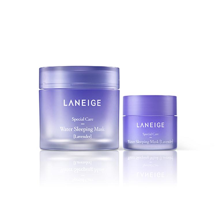 Изображение на НОЩНА МАСКА ЗА ЛИЦЕ ЛАВАНДУЛА LANEIGE Water Sleeping Mask Lavender 15мл