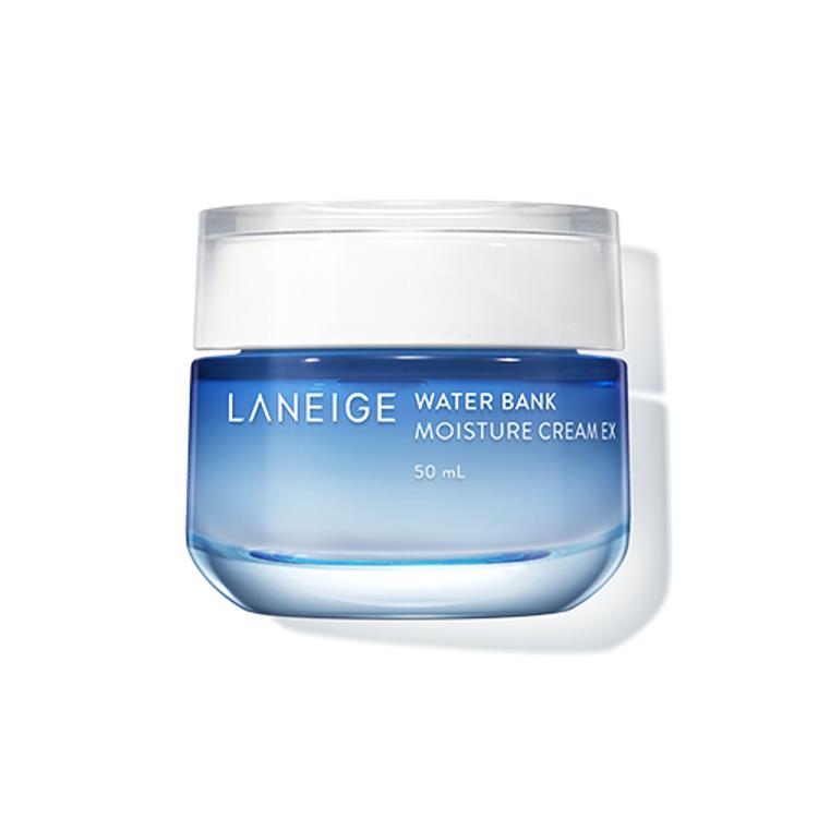 Изображение на ОВЛАЖНЯВАЩ КРЕМ  LANEIGE  Water Bank Moisture Cream EX  50мл