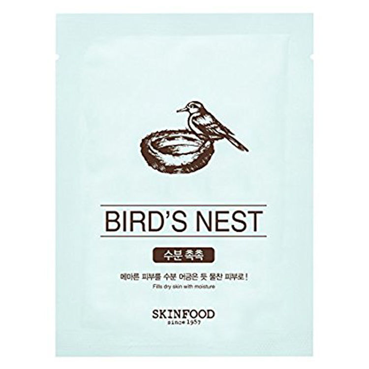 Picture of SKINFOOD  Beauty in a Food Mask Sheet  Bird's Nest 20ml