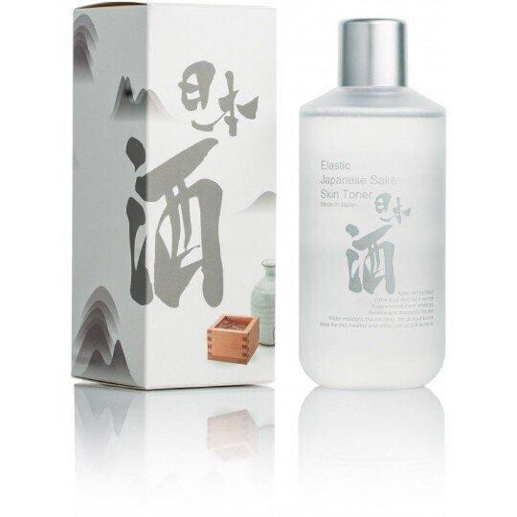 Изображение на ТОНЕР СЪС САКЕ  MITOMO Elastic Japanese Sake Skin Toner 250мл