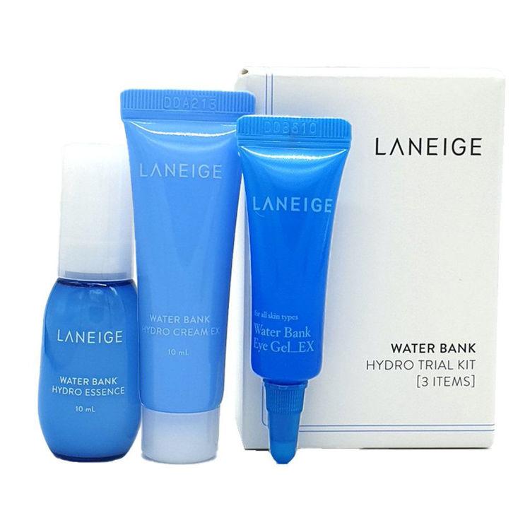 Изображение на ХИДРАТИРАЩ КОМПЛЕКТ LANEIGE Water Bank Hydro Kit