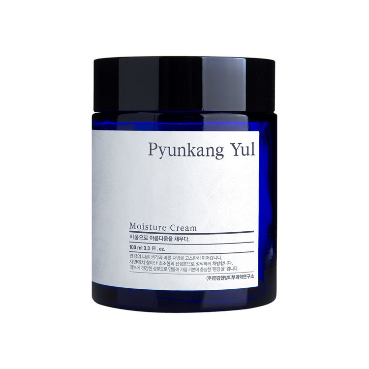 Изображение на ОВЛАЖНЯВАЩ КРЕМ ЗА ЛИЦЕ Pyunkang Yul Moisture Cream 100мл