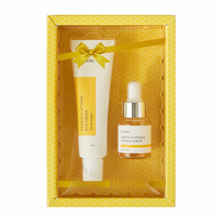 Picture of IUNIK Propolis Vitamin Eye Cream Set