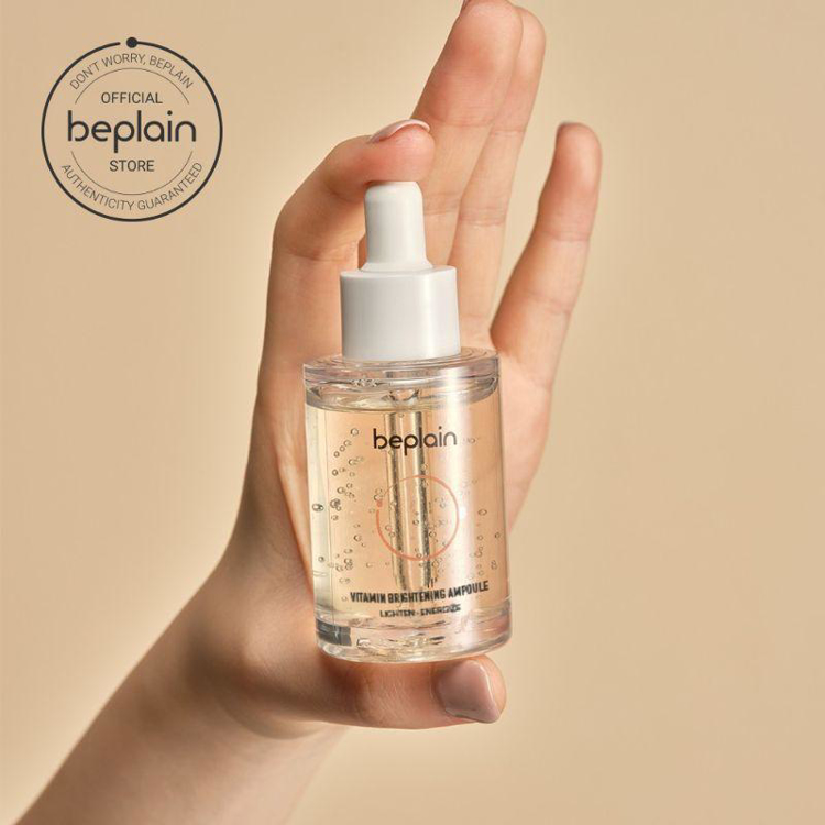 Picture of beplain Vitamin Brightening Ampoule 30ml