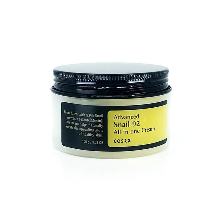 Изображение на КРЕМ С МУЦИН ОТ ОХЛЮВ COSRX Advanced Snail 92 All In One Cream 100гр.